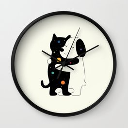 Universal Language Wall Clock