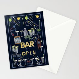 Time Out! Stationery Cards