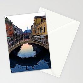 Venice, Italy Morning Stationery Cards