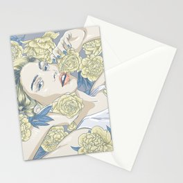 beauty in simple things Stationery Cards