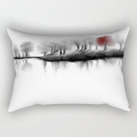 Wicked Beautiful Rectangular Pillow