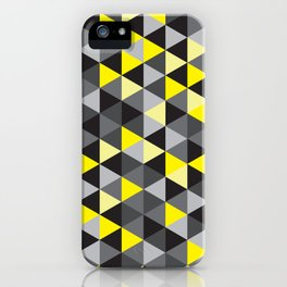 when life gives you concrete, make lemons iPhone Case
