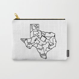 Texas Pride Carry-All Pouch