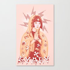 St. Kyary Canvas Print