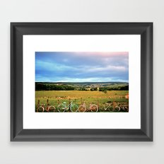 Cluny Framed Art Print