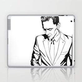 The Night Manager Tom Hiddleston in Smart casual Laptop & iPad Skin