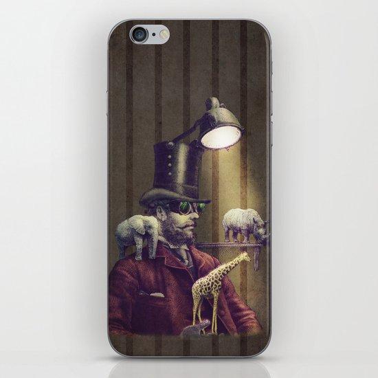 The Miniature Menagerie iPhone & iPod Skin