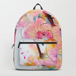 Exotic Beauty Backpack