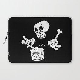 Boney Drummer Boy Laptop Sleeve