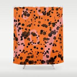 splashcrashsplatter Shower Curtain