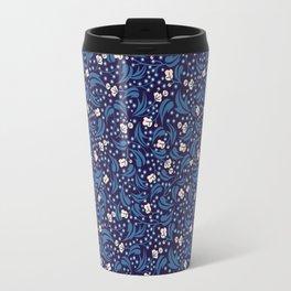 Starlit Forest Floor Travel Mug