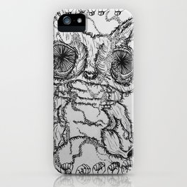 smelly hamster iPhone Case
