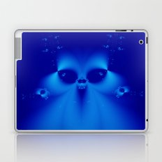 Something slightly spooky Laptop & iPad Skin
