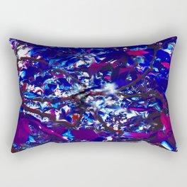 contorted vagary Rectangular Pillow