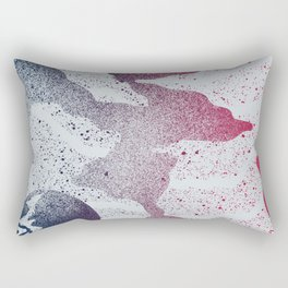 PLANET DUST Rectangular Pillow