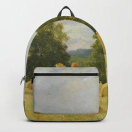 """Ivan Shishkin """"Haystacks"""" Backpack"""
