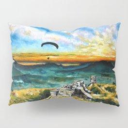 Paragliding Pillow Sham