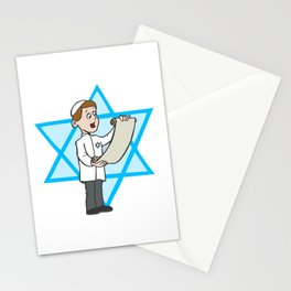 Mitzvah in style Stationery Cards