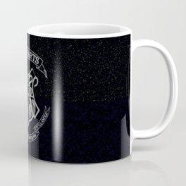 Cosmic Wizard School House Crest HP Coffee Mug