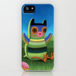 treat time iPhone Case