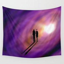 Tunnel Wall Tapestry