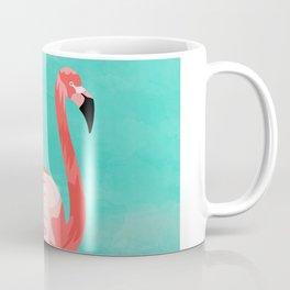 Flamingo Bird Coffee Mug