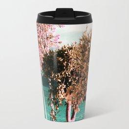 Blooming trees Travel Mug