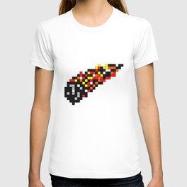 Asteroid Pixel T-shirt