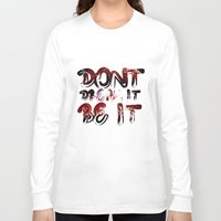 rocky horror Long Sleeve T-shirts featuring Rocky Horror  by LightChasingAndDayDreaming