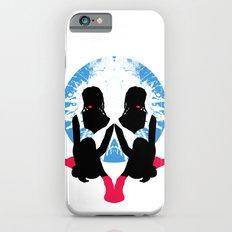 Pink Socks Slim Case iPhone 6s