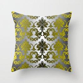 Baroque Contempo Throw Pillow