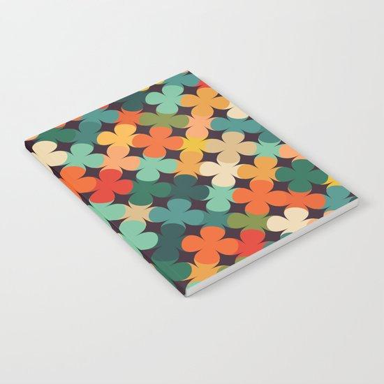 Lucky Clover Notebook
