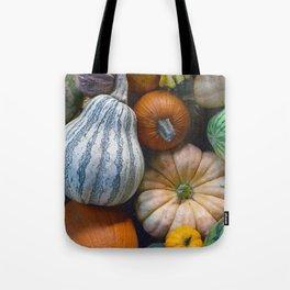 California Vegetables Tote Bag