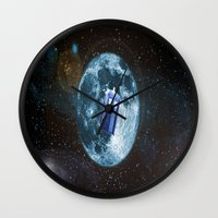 dr who Wall Clocks featuring dr who by store2u