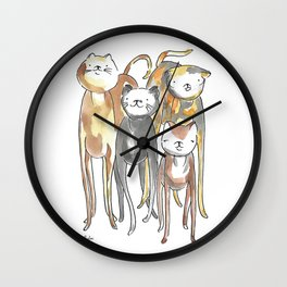 The Gang Wall Clock