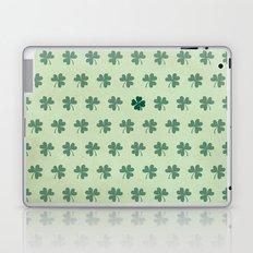 Lucky Clover Pattern Laptop & iPad Skin