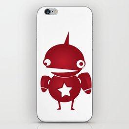 minima - slowbot 002 iPhone Skin