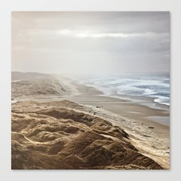Heceta Beach Canvas Print