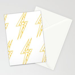 BLINDED LIGHT Stationery Cards