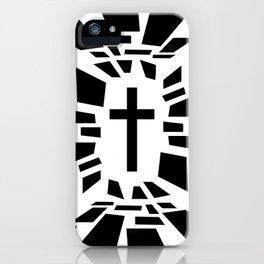 Christian Cross iPhone Case