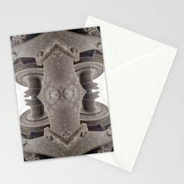 Mechanical Mother Clockwork Growth Two Stationery Cards
