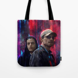MrRobot Tote Bag