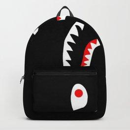 shark face Backpack