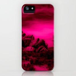Joshua Tree #36 iPhone Case