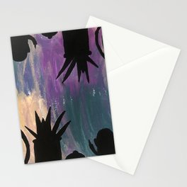 Mirrored Reflections Stationery Cards
