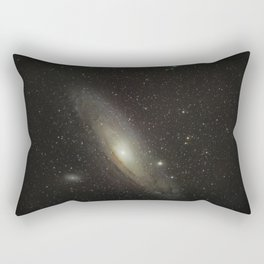 Andromeda Galaxy 12-21-17 Rectangular Pillow