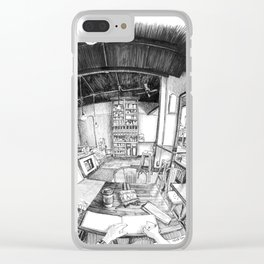 Spinelli's Bakery and Cafe, Denver Clear iPhone Case