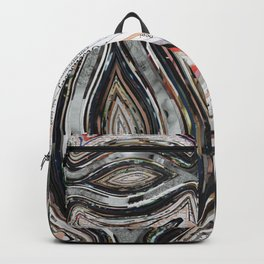 Parallel Universe Marble Wisdom Veins Backpack