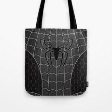 Spider-Man Black Tote Bag