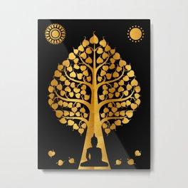 Bodhi Tree0401 Metal Print